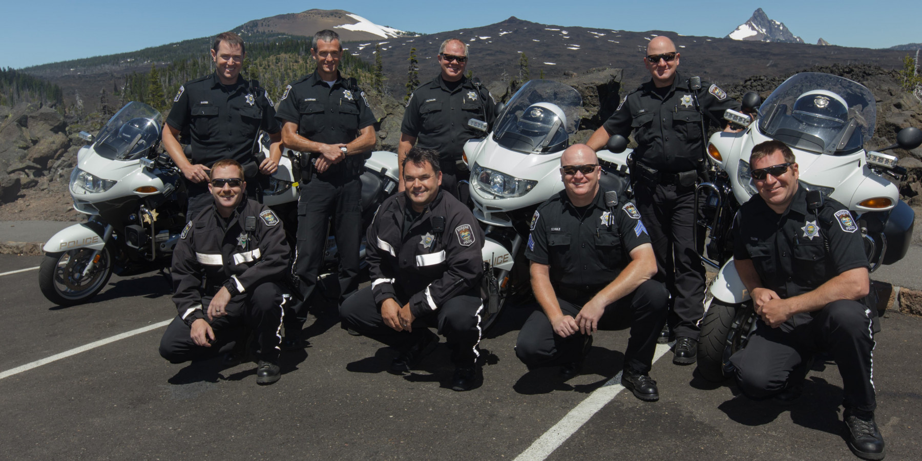 Eugene Police Officers