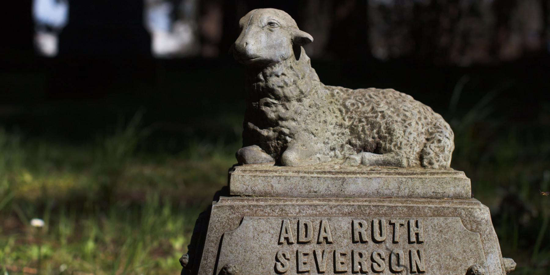 Ada Ruth Severson